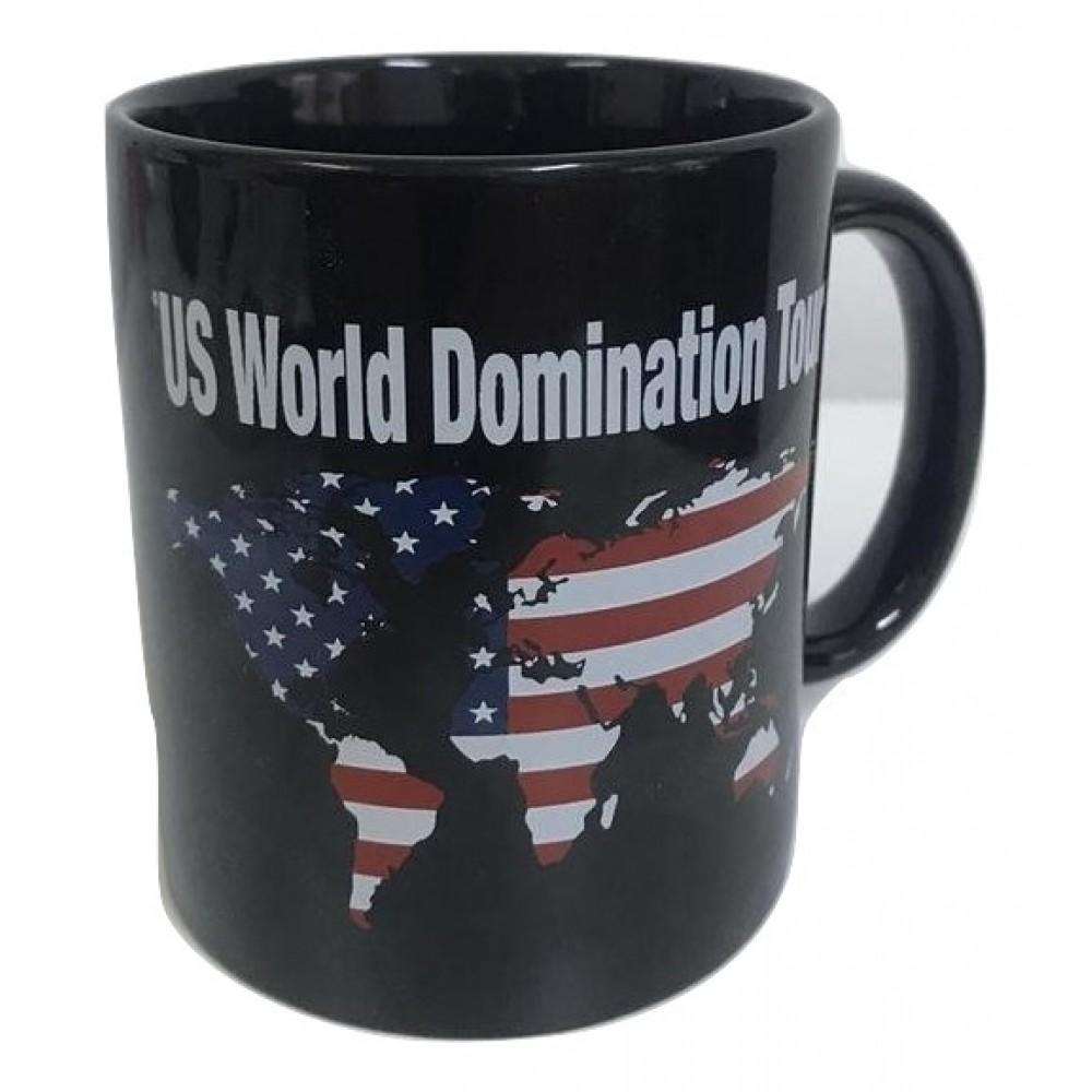 Cana ceramica US World Dominations Tour