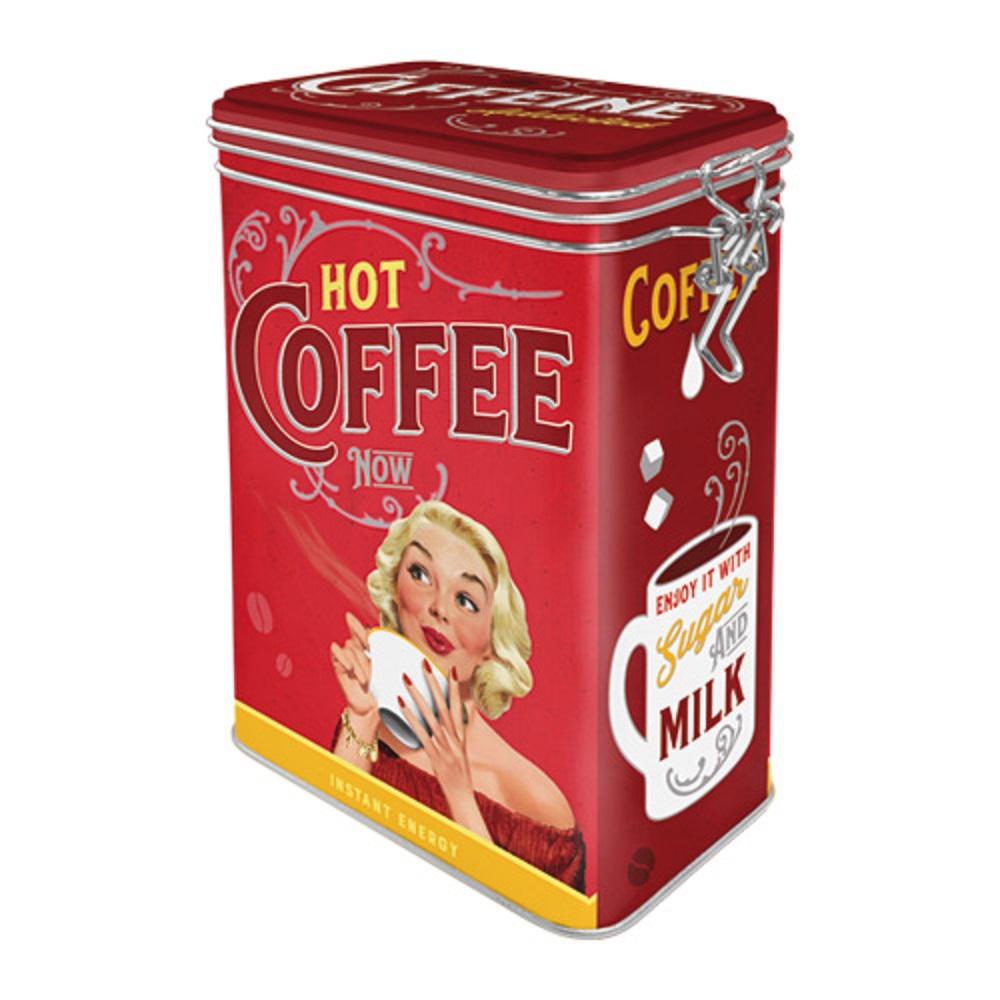 Cutie metal capac etans L Hot Coffee Now