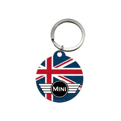 Breloc metalic - Mini - Union Jack
