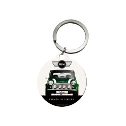 Breloc metalic - Mini - Cooper Green