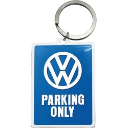 Breloc metalic - VW Parking Only