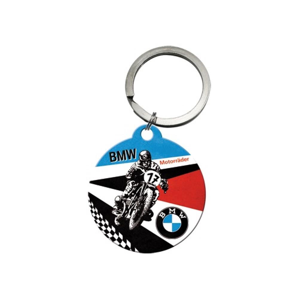 Breloc metalic - BMW - Motor