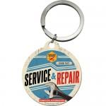 Breloc metalic - Service and Repair