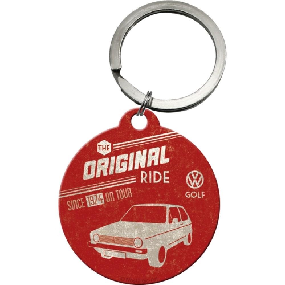 Breloc metalic - Volkswagen Golf