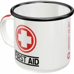 Cana emailata - First Aid