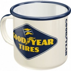 Cana emailata - Goodyear Tires