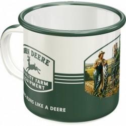 Cana emailata - John Deere Quality Farm