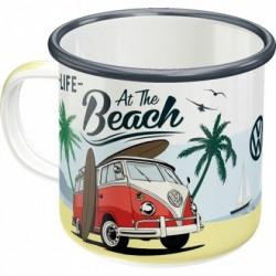 Cana emailata - Volkswagen Bulli Beach