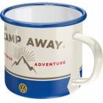 Cana emailata - Volkswagen Camp Away