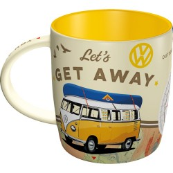 Cana - Volkswagen - Let's get away