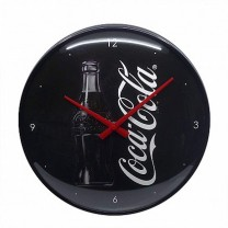 Ceas Perete Coca-Cola Sign Of Good Taste - Ø31 cm