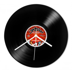 Ceas de perete - Retro Vinyl - Urban Records