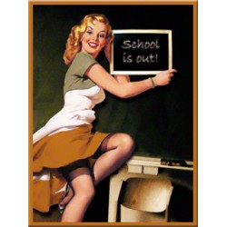 Magnet - Pin Up School