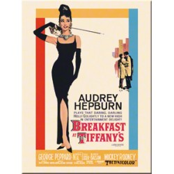 Magnet - Audrey Hepburn Breakfast