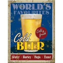Magnet - Cold beer