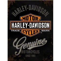 Magnet - Harley Davidson Genuine