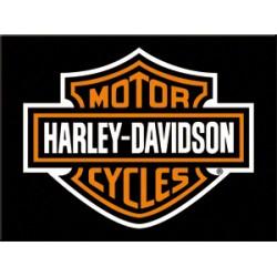 Magnet - Harley Davidson logo