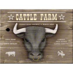 Magnet - Cattle farm