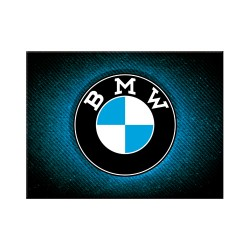Magnet - BMW - Logo Blue Shine