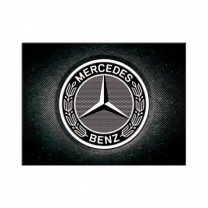 Magnet - Mercedes Benz Black