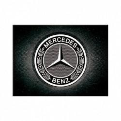 Magnet - Mercedes Benz Black