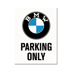 Magnet - BMW - Parking Only