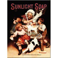 Magnet - Sunlight Soap