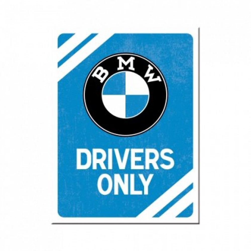 Magnet - BMW Drivers Only