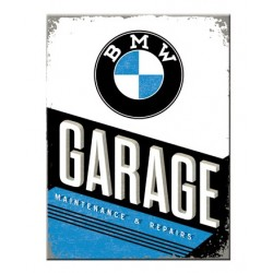 Magnet - BMW Garage