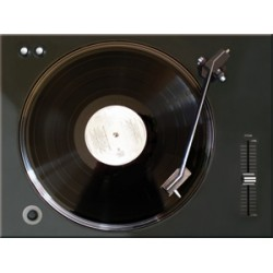 Magnet - Retro Vinyl Player