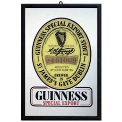 Oglinda decor - Guinness