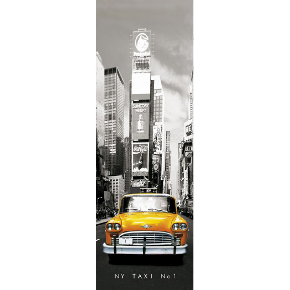 Poster - New York Taxi