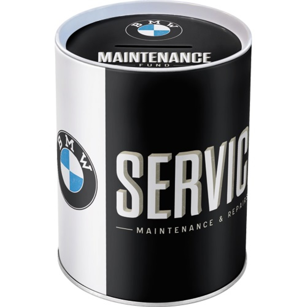 Pusculita metalica - BMW-Service