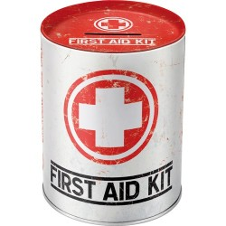 Pusculita metalica - First Aid Kit