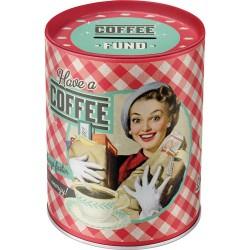Pusculita metalica - Have a Coffee