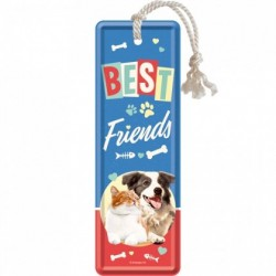 Semn de carte - Best friends