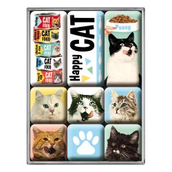 Set magneti - Happy Cats