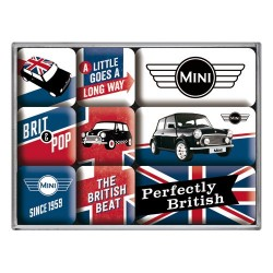 Set magneti - Mini Union Jack