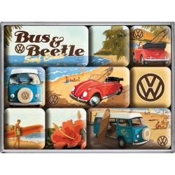 Set magneti - VW - Bus and Beetle