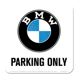 Suport de pahar - BMW - Parking Only