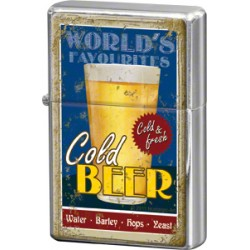 Bricheta metalica - Cold Beer