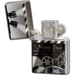 Bricheta metalica - Movie Clapper