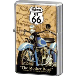 "Bricheta metalica - Route 66 ""The Mother Road"""