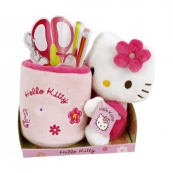 Suport de pixuri din plus Hello Kitty