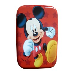 Portofel metalic Mickey Mouse