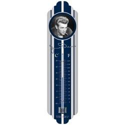 Termometru metalic - James Dean