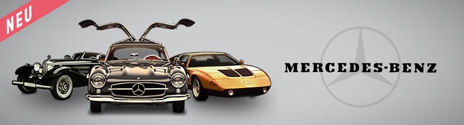 Colectia Mercedes-Benz