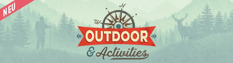 Colectia Outdoor & Activities