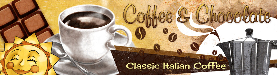 Colectia Coffe & Chocolate