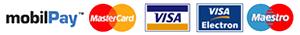 NETOPIA mobilPay - platforma completa de plati in Romania pentru plati cu telefonul mobil, card bancar, cash sau transfer bancar.